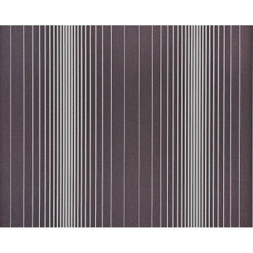 EDEM 934-39 non-woven striped wallpaper XXL grey silver metallic 10.65 sqm