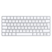 Apple MLA22 Bluetooth French Silver,White keyboard