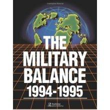 The Military Balance 1994-1995