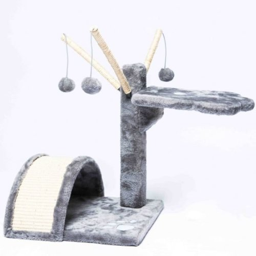 Deluxe Cat Play Tree Tower Activity Centre