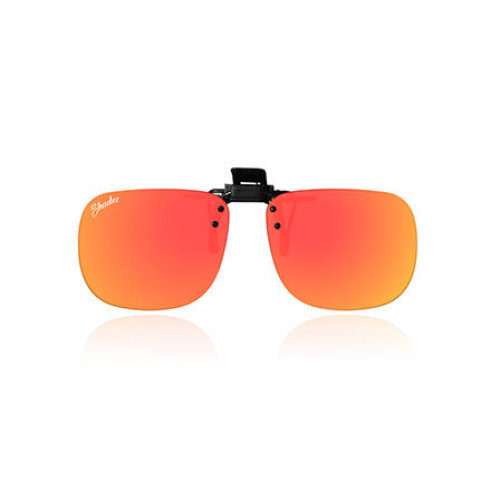 Shadez Clip on for sunglasses Red