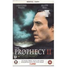 The Prophecy II VHS from Hollywood Pictures Home Video (D511247)