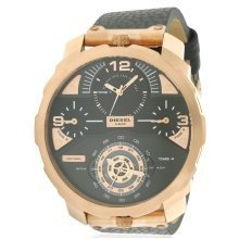Diesel Machinus Leather Mens Watch DZ7380