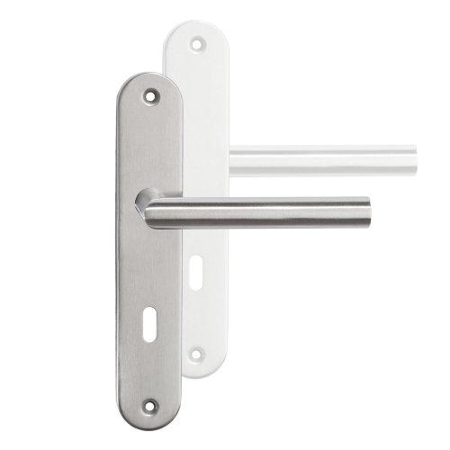 Door handle long plate internal