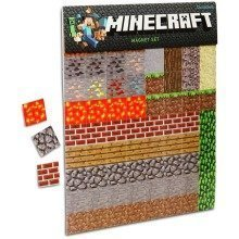 Minecraft Sheet Magnets (2 sheets = 160 magnets!) Official Minecraft Mercandise