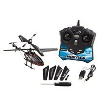 """Revell Control 24711 - Technik Rc Helicopter Kit """"night Flash"""" With 2.4 Ghz - -  revell control 24711 technik rc helicopter night flash ghz"""