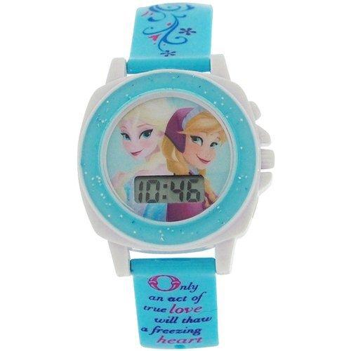 Disney Frozen Girls Elsa Anna Singing Let it Go Wrist Watch