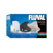 Fluval Extra Value Media Pack for 305/405, 306/406