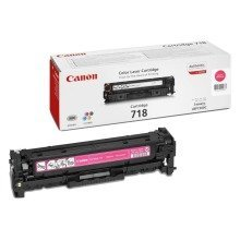 Canon Crg 718 M Cartridge 2900pages Magenta