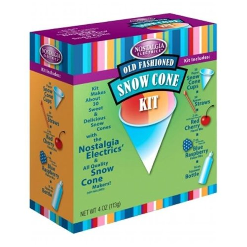 NostalgiaProductsGroup SCK-800 Snow Cone Kit