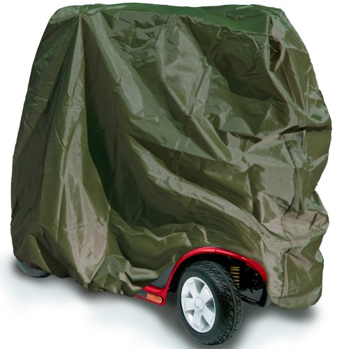 Large Mobility Scooter Wheelchair Storage Cover Heavy Duty Water Resistant 147x71x140cm LWH