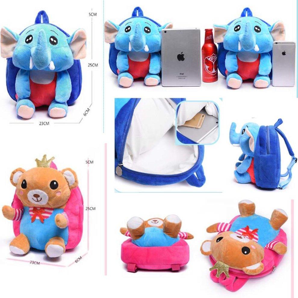... Backpack Preschool Cute Cartoon Children Kindergarten School Bag for  Boys Girls - 1.   34481aa94588b