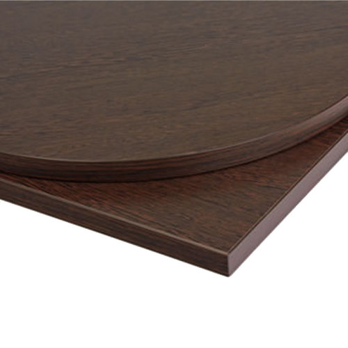 Taybon Laminate Table Top - Wenge Round - 1200mm