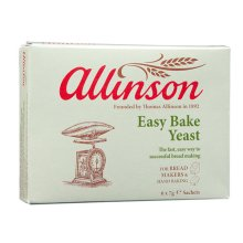 Allinsons  Easy Bake Yeast Sachets (7gx6) x 12