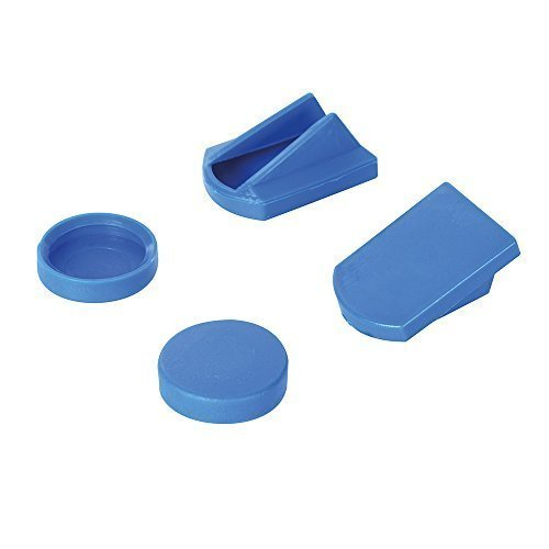 Silverline Replacement Clamp Pads Set 4pce 4pce -  4pce replacement clamp pads set silverline 829976