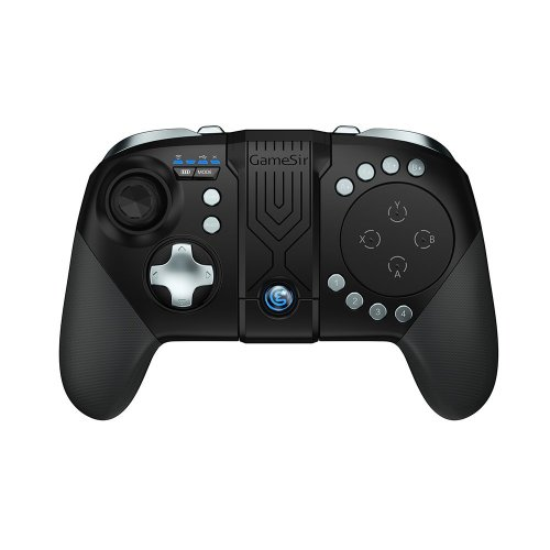 GameSir G5 Bluetooth Game Controller, MOBA/FPS Touchpad, 33 Buttons Wireless Joystick Handle for Android Portable Gamepad