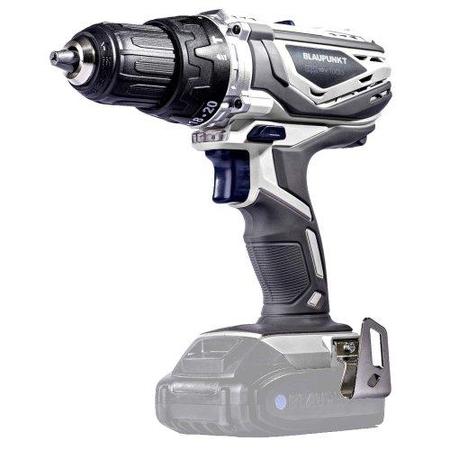 Blaupunkt Cordless Combi Drill BP6310C - Li-Ion 18V - 13mm Keyless Chuck