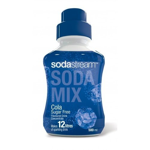Sodastream Concentrate Syrup 500ml. Sugar Free Cola