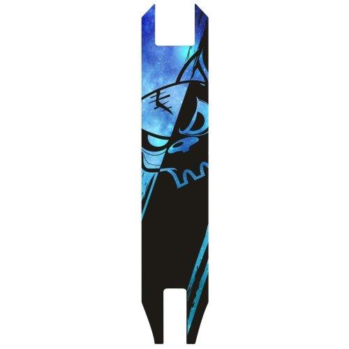 Team Dogz Pro-X Ultimate Stunt Scooter Grip Tape Galaxy Blue