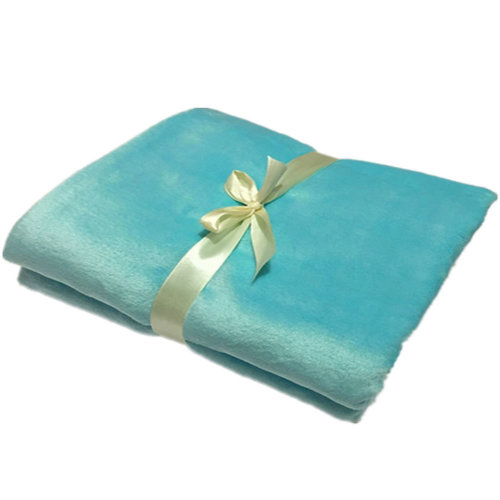 Super Soft Especially Warm Lightweight Easy Care Cotton Bed Sheet Blanket #8