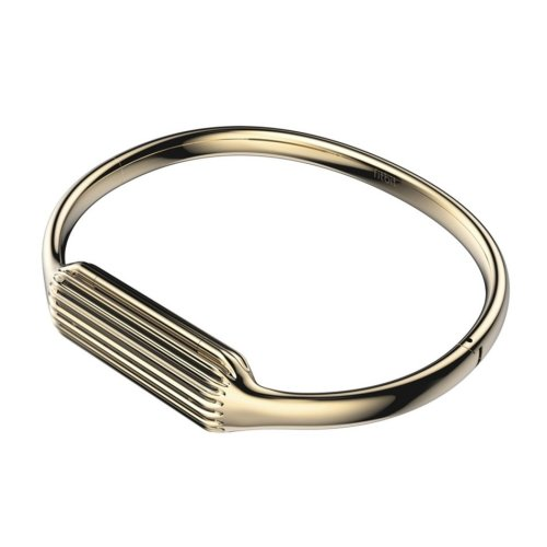 Fitbit Flex 2 Fitness Activity Tracker Accessory Bangle Gold Large