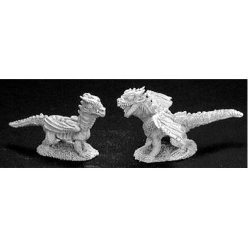 Reaper Miniatures Dark Heaven Legends 02854 Baby Dragons