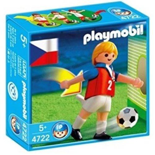 Playmobil 4722 FUSSBALLSPIELER TSCHECHIE
