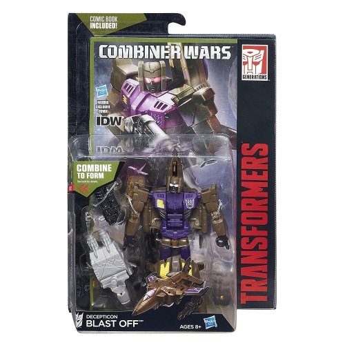 Transformers Generations Combiner Wars Deluxe Blast Off Action Figure New Sealed