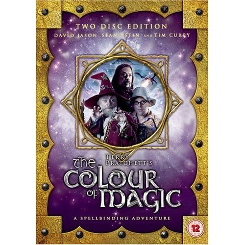 Terry Pratchett's The Colour of Magic (Two-Disc Edition) [DVD]