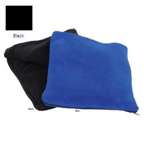 TrailWorthy 250-ZBBK TrailWorthy Personal Comfort Blanket - Case of 10 - Black