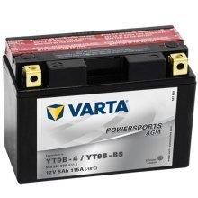 Varta AGM Battery 12 V 8 Ah YT9B-4 / YT9B-BS