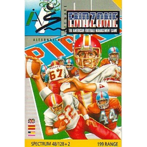 Endzone for ZX Spectrum from Alternative Software