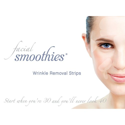 Facial Smoothies Wrinkle Remover Strips - Anti-Wrinkle Patches