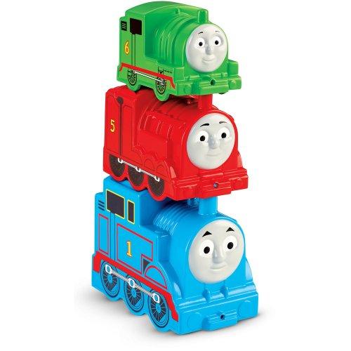 Fisher-Price Mattel CDN14–Pyramide des Steam Locomotive