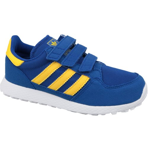 adidas Forest Grove CF C CG6804 Kids Navy Blue sneakers