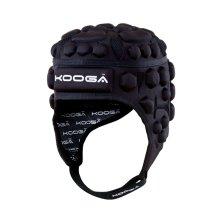 Kooga Airtech Loop Ii Head Guard - Black/grey, Medium - Blackgrey -  kooga airtech loop ii head guard blackgrey medium