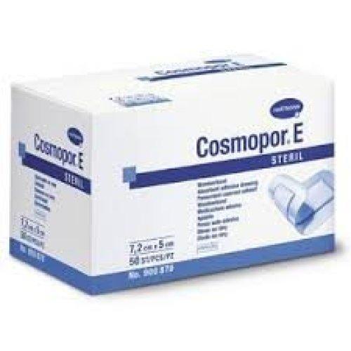 COSMOPOR E Adhesive Dressings 7.2cm x 5cm (x 50)