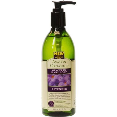 Avalon Lavender Glycerin Hand Soap 350ml