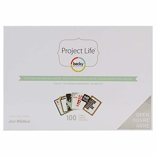 Project Life 380047 Mini Kit Childhood Wellington