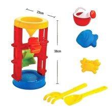 Funny Playset for Children/Kids 6-Piece Beach Toy Set, Toy for SandBox