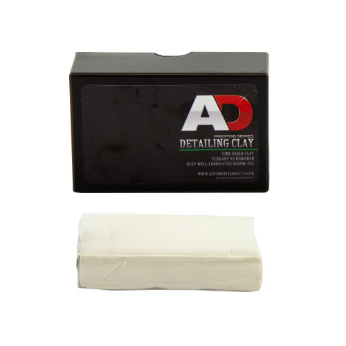 Fine Grade White Detailing  Cleaner Clay 200g