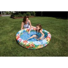 Intex 2-ring Inflatable Pool 48in X 10in