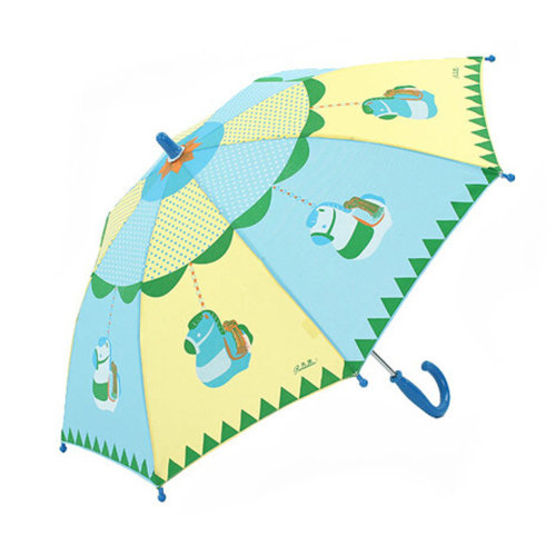 Childrens  Rainy Day Umbrella /horse ?Bright colors/Kids Umbrella,
