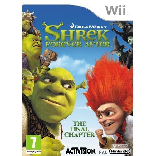 Shrek Forever After (Wii)