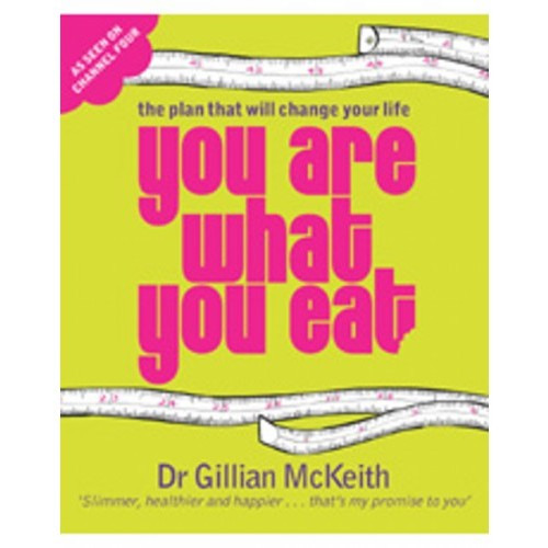 Gillian Mckeith 50% off You Are What You Eat Book Gillian Mckeith