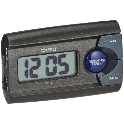 Casio Collection Wake Up Timer Digital Alarm Clock PQ-31-1EF