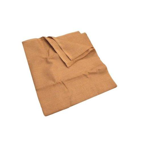 LA Linen 60IN-Burlap-3YardFolded 3 Yards Burlap Fabric, Natural - 60 in.