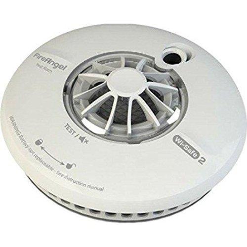 FireAngel WHT-630Q Wireless Interlink Heat Alarm