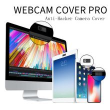ComSafe Vision 3pc Webcam Cover Set | Device Camera Covers