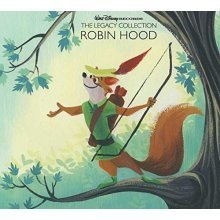 Walt Disney Records The Legacy Collection: Robin Hood [CD]